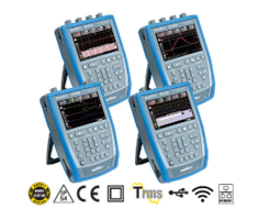 New Hand-held Oscilloscopes Available in 60, 100 and 300 MHz Bandwidth Models