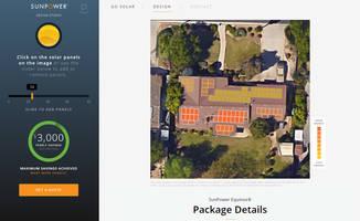 New SunPower Design Studio Powered by Instant Design Technology