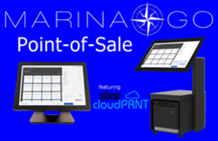 New Marinago Office Point-of-Sale Software from Scribble Supports Bar Code Scanner
