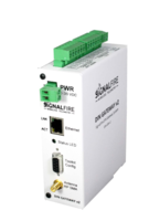 New DIN Gateway V2 Supports Wireless Configuration up to 240 Remote Nodes