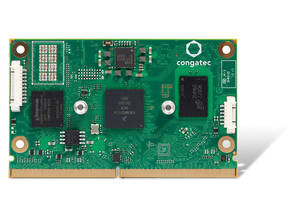 New SMARC 2.0 Computer-on-Module for SMARC MIPI CSI-2 Starter Kits