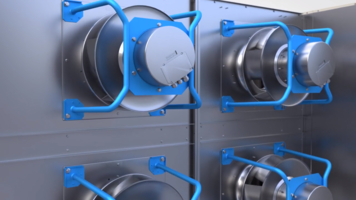 New Rebel Applied HVAC System Designed to Eliminate Energy-robbing Direct Conduction Paths