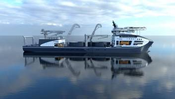 New Cable-Laying Vessel from Prysmian Comes with Two Independent Laying Lines