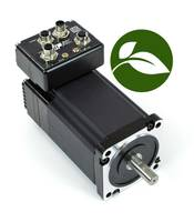 New StepSERVO Closed Loop Integrated Motors are IP65 Rated