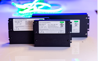 New LED Power Supplies Compatible with Phase Dimming and 0-10V Dimming Systems