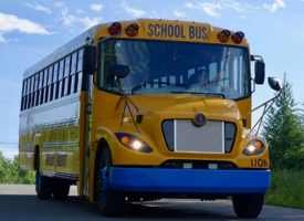 The Lion Electric Co. to Deliver Michigan's First 11 Electric School Buses as Part of The Volkswagen Mitigation Settlement