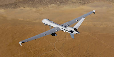 USMC Sets New Milestone with GA-ASI MQ-9A