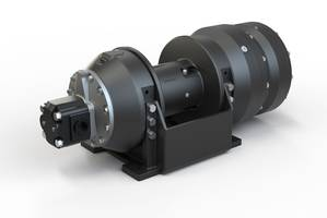 New M12 Model Winches from Dover Come with Brake Cooling Method