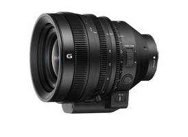 New FE C 16-35mm T3.1 G Cinema Lens from Sony are Compatible with E-mount cameras