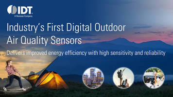 New ZMOD4510 Sensor Based on Metal Oxide Material