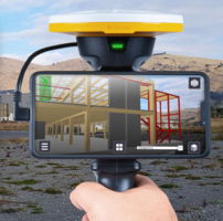 New Trimble SiteVision System Enables to View 3D Models at 1:1 Scale from Any Angle