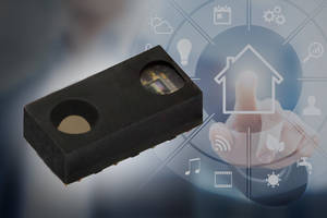 New VCNL3040 Proximity Sensor Featuring 12-bit and 16-bit Outputs