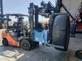 New Easy Gripper Allows User to Handle all Sizes of Port Tires