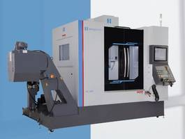 New Bridgeport XR1000 Vertical Machining Center Comes with Frequency Shock Absorber Technology