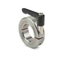 New Clamping Shaft Collars Available in 11 to 40 mm or 7/16 to 1-1/2 in. Sizes