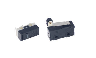 New Limit and Lever Snap Action Switches with Electrical Ratings from Low Levels up to 30 Amps