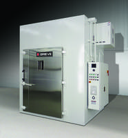 New Clean Room Oven from Grieve Comes with 6000 CFM, 5-HP recirculating blower