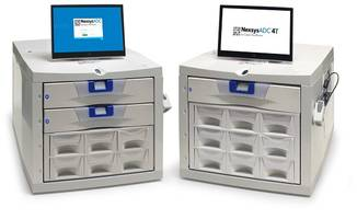 New NexsysADC 4T Countertop from Capsa Healthcare is Powered by Controlled Access Modules