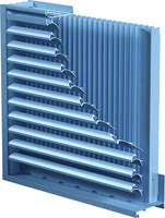 New Hurricane Louver Line Withstands Wind Pressure Loads up to 100 PSF