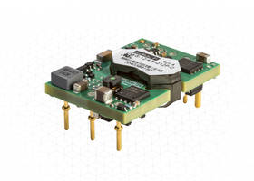 New UWS-Q12 Series DC-DC Converter Provides 2,250 Vdc Isolation