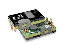 New BMR490 DC-DC Converter Enables Thermal Balance Between Load and Sharing Units