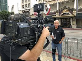 KUSI Upgrades ENG Cameras to JVC 2/3-Inch CONNECTED CAM GY-HC900