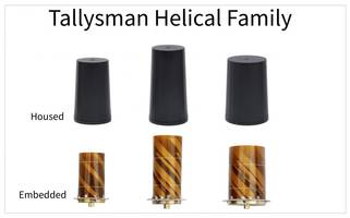 New Helical Antenna from Tallysman Comes in Housed and Embedded Options