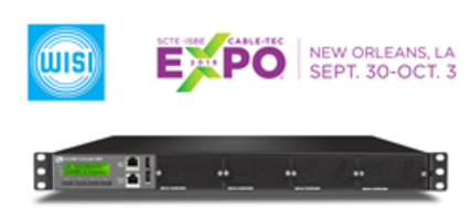 New Inca Modular Series 4400 for Cable and IPTV Networks