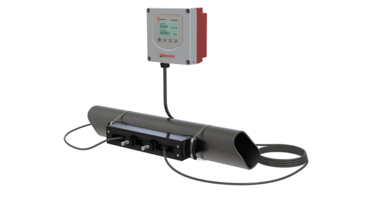 New Flow and Energy Meters Designed for Non-invasive, Ultrasonic Transit Time Measurement