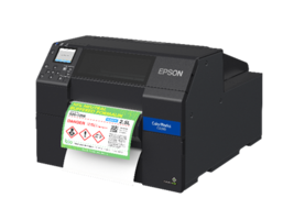 New Label Printer Features up to 1200 Dpi Resolution
