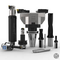 New Wohlhaupter Boring Systems for Hole Roughing and Finishing Applications
