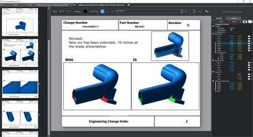 New CAD Model Comparison Software from Kubotek Provides User Interface and Faster Operation