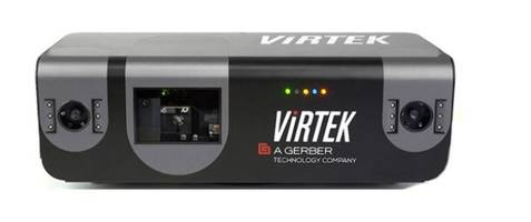 Enhanced Virtek Iris 3D Laser Projection System Comes with Vision Positioning System