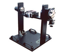 New AU100-ER Two-Axis Gimbal Mount Features 360 Degree Continuous Rotation of Each Axis