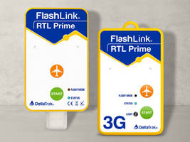 New FlashLink Real-Time Prime In-Transit Loggers Offers 12 Month Battery Shelf Life and Flight Mode Feature