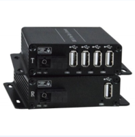 New 4-Port USB 2.0 Extender Supports Plug-n-Play Specification