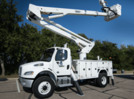 Versalift to Bring Global Team, Introduce New Units and Innovations at ICUEE 2019