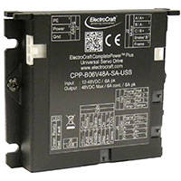 Latest DC Motor Drives from ElectroCraft Comes with CompleteArchitect and MotionPRO Software
