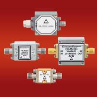 New High Power RF Limiters Operates in Bands from 0.2 GHz to 40 GHz