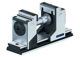 New KSX-C Clamping Vises from SCHUNK Comes with 5-Axis and Adjustable Center