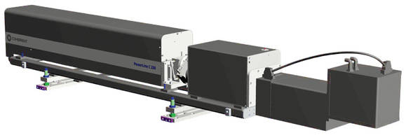 New PowerLine C Laser-Based Sub-System Comes with StarFlex Software