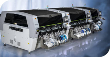 REDCOM EMS Installs Second Universal Instruments Fuzion Production Line
