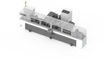 New Gundrilling Machines Features Programmable Flowbased Coolant Delivery System