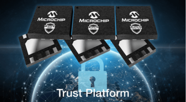 New Microchip Trust Platform Enables Companies to Implement Secure Authentication