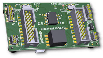 New BH-ADP-ISOARM Supports I/O Voltages of 1.8V to 5.0V Targets