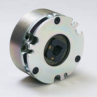 New BXW Spring Actuated Brakes are Used with Servo Motors
