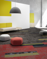 New Deconstructed Felt Carpet Available in 12 x 48 in. Size