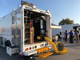 Utilimaster Displays Highly Specialized Utility Service Walk-In Van Designs at ICUEE