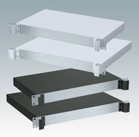 New COMBIMET 19 in. Rack Mount Enclosures Comes with Ergonomic Front Handles