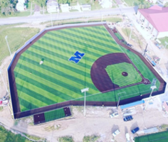 Millikin University Chooses AstroTurf for New On-Campus Baseball Stadium